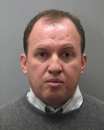 Father Luis Fernando Franco Henao, 40, was charged with sexual battery of an adult male, after the victim reported that he was sexually assaulted at St. Bernadette Parish